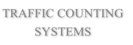 TRAFFIC COUNTING
